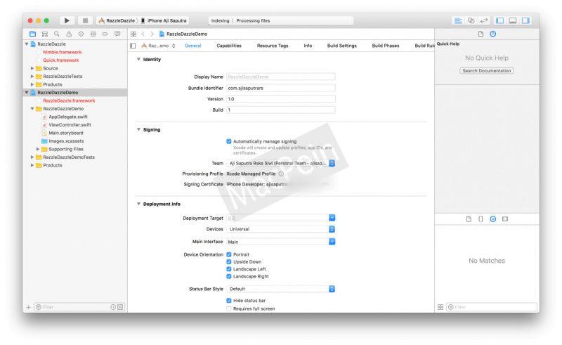 Mengatasi Masalah Provisioning iOS di Visual Studio