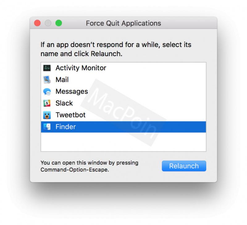 Cara Mudah Mengatasi Finder Not Responding di Mac