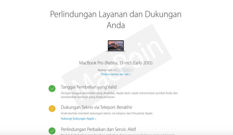 Cara Membedakan Mac dan MacBook Asli Atau Palsu