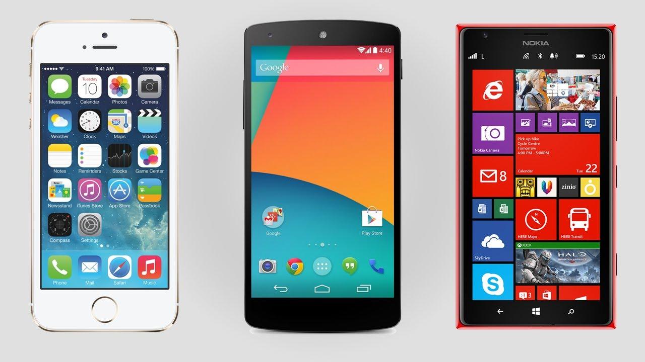 Tinggalkan Windows Phone, Microsoft Fokus ke iOS dan Android