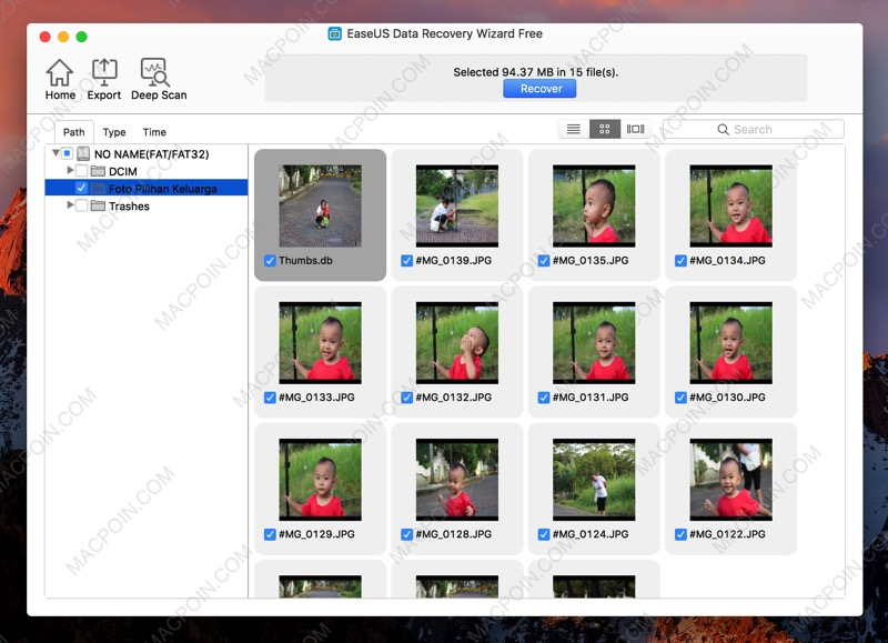 Cara Mengembalikan File / Data yang Hilang di Mac