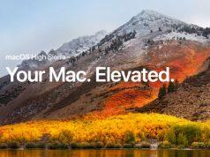 MacOS High Sierra Developer Beta 8 dan Public Beta 7 Resmi Dirilis