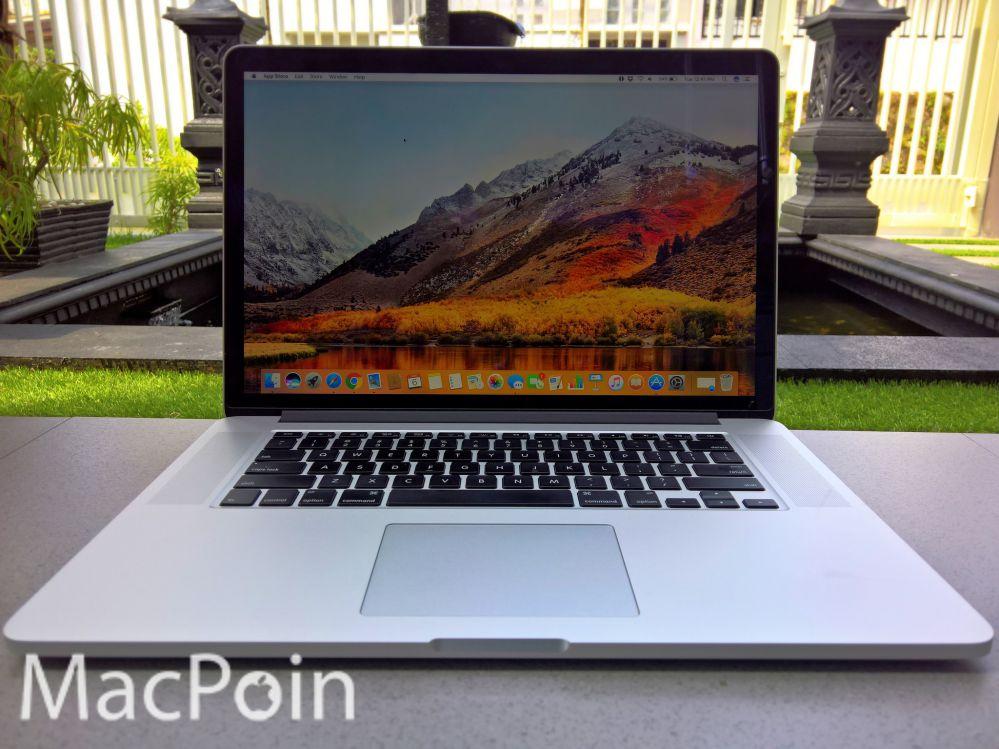 6 Persiapan Wajib Sebelum Update macOS High Sierra