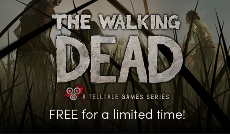 HOT: Download Gratis The Walking Dead: Season 1 (Terbatas)