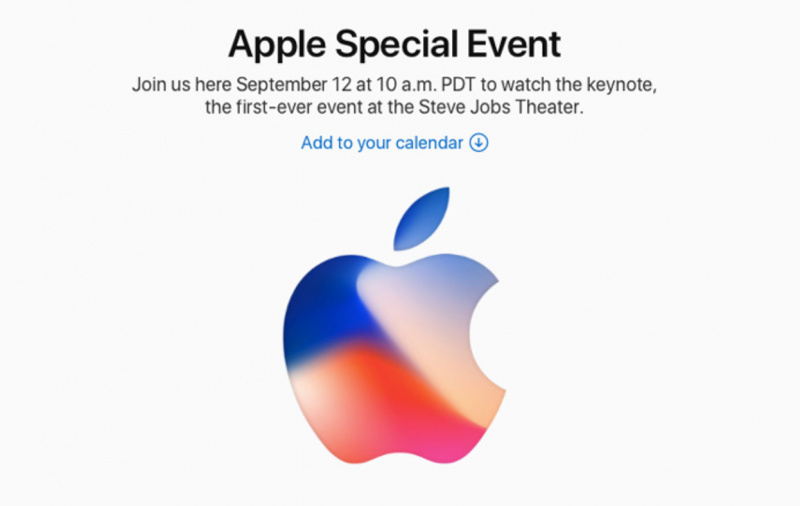 Video Rekap Apple Special Event 12 September 2017