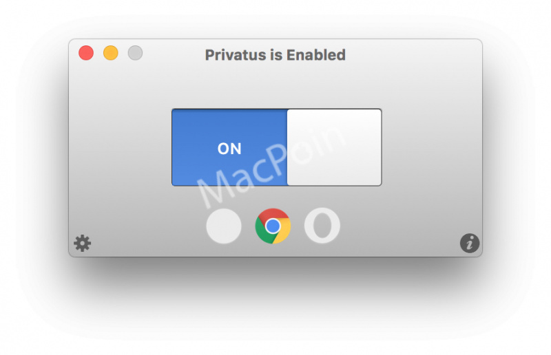 Browsing Aman Dari Spying dan Tracking dengan Privatus