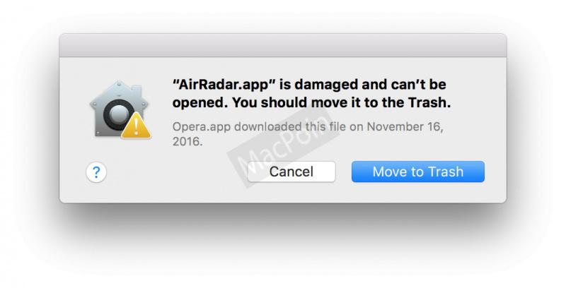 Cara Memperbaiki Aplikasi Damage Setelah Update macOS
