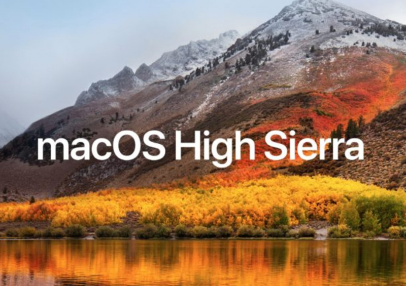 Apple Rilis macOS High Sierra 10.13.1 Beta ke Developer