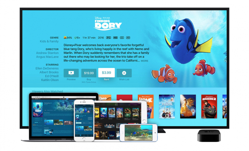 Movie atau Film 4K Sudah Bisa Dibeli di iTunes Store