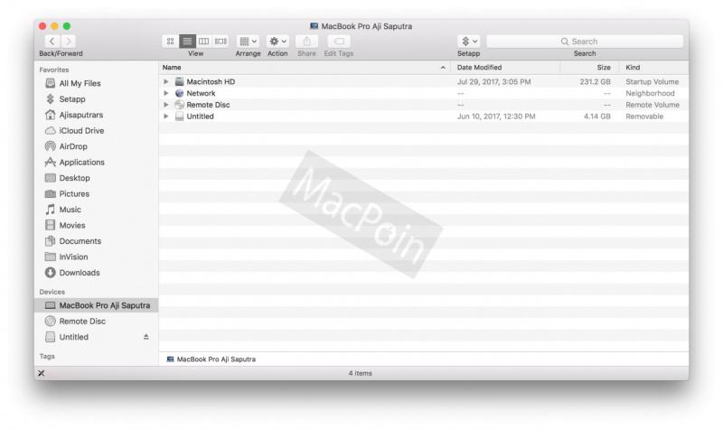 Tutorial Cara Eject Flashdisk di Mac dan MacBook