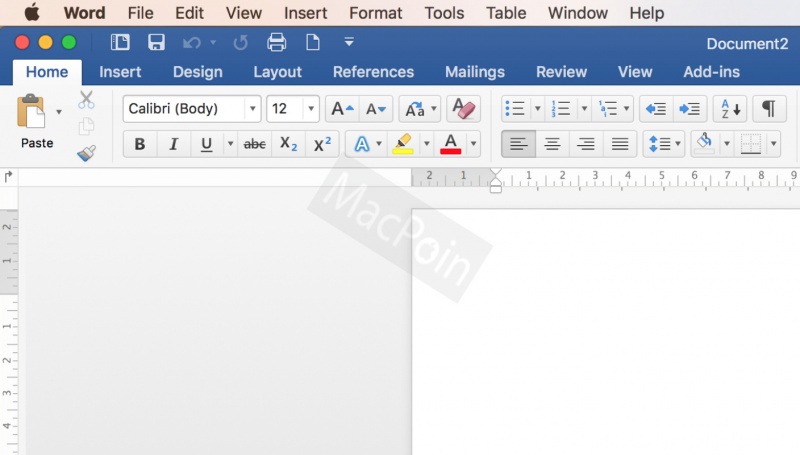 3 Perbedaan Microsoft Office di Windows dan Mac