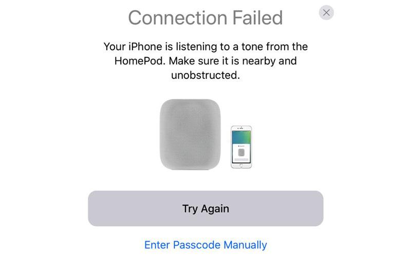 Proses Pairing HomePod ke iPhone Bisa Dengan Suara