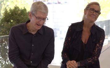 Angela Ahrendts Akan Gantikan Tim Cook Jadi CEO Apple?