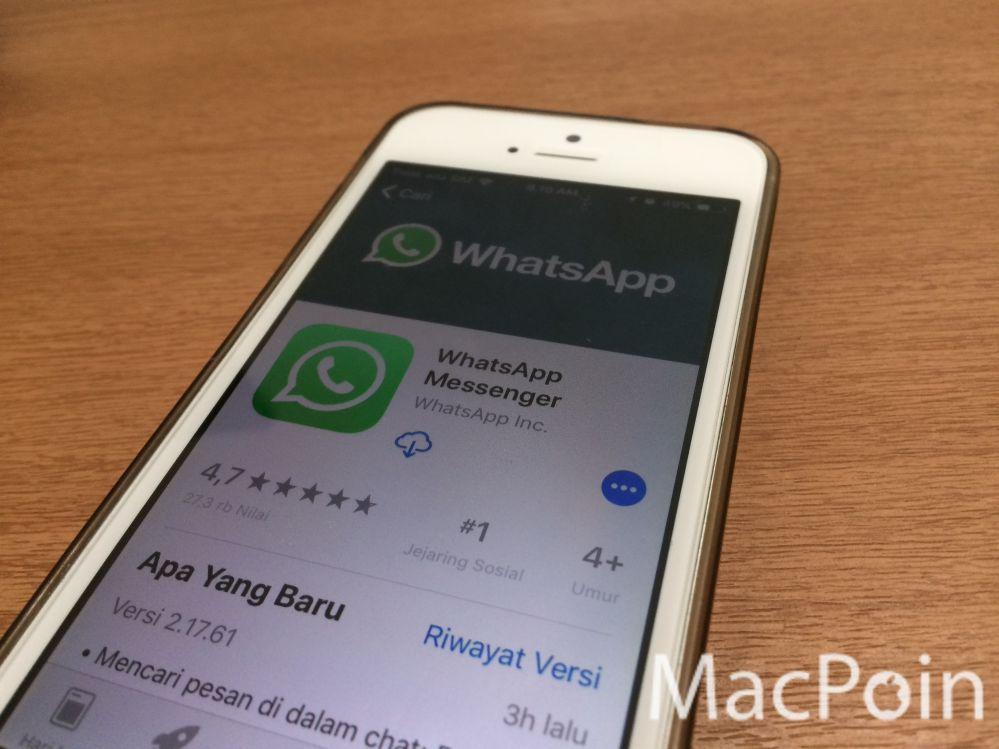 Cara Menarik Pesan dan Chat Salah Kirim di WhatsApp