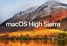 Apple Rilis macOS High Sierra SupplementalUpdate Baru