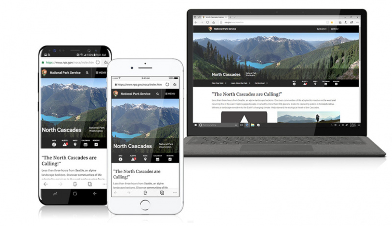 Microsoft Edge Akan Dirilis ke iOS dan Android