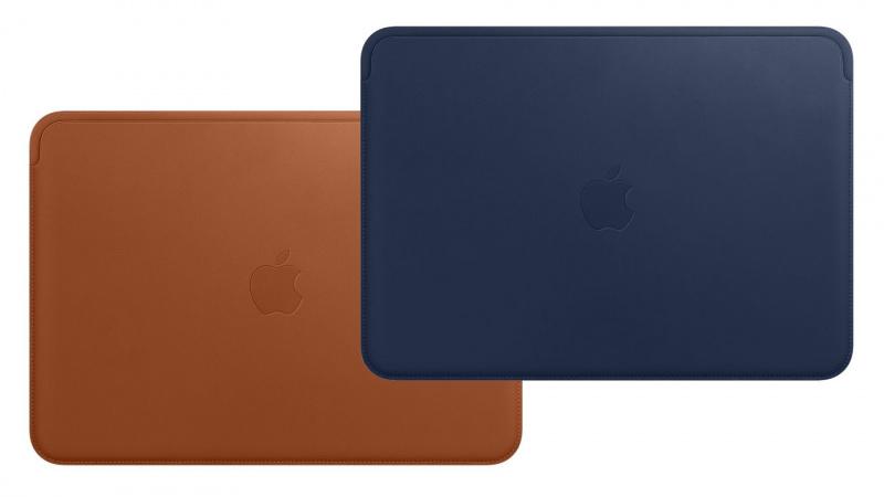 Apple Resmi Rilis Leather Sleeve Untuk MacBook 12 Inch