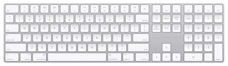 Apple Akan Rilis Magic Keyboard Baru Jelang Rilis iMac Pro