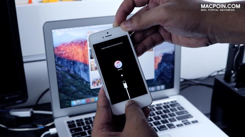 Cara Membuka Iphone Yang Terkunci Karena Lupa Passcode Iphone Is Disabled Macpoin