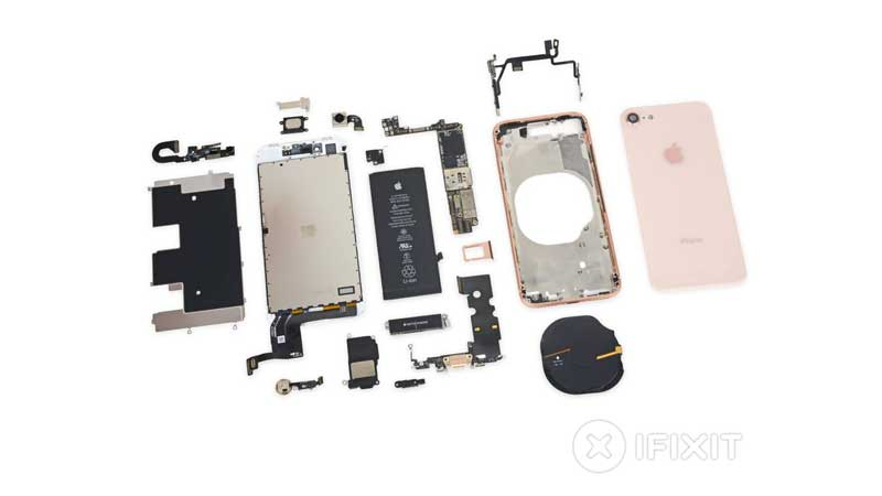 iPhone 8 Sulit Diperbaiki Sendiri? Ini Kata CEO iFixit