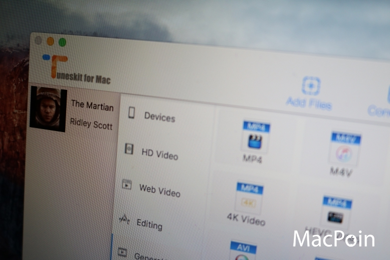 Convert M4V dengan Tuneskit DRM Media Converter for Mac (Review)
