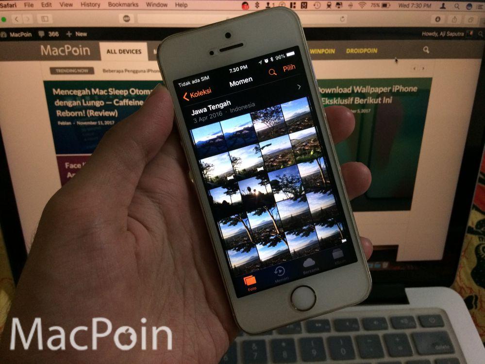 Cara Aktifkan Fitur Dark Mode iOS di iPhone dan iPad