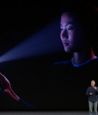 Face ID Dianggap Lebih Baik Dari Samsung Iris Scanning
