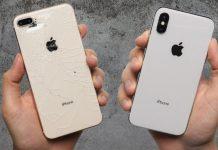 iPhone 8 dan iPhone X Ternyata Ringkih dan Mudah Pecah