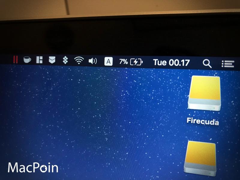 Cara Menghilangkan Icon di Menu Bar macOS