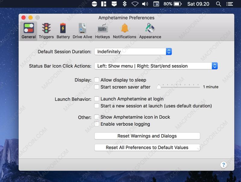 Mencegah Mac Sleep Otomatis dengan Lungo — Caffeine, Reborn! (Review)