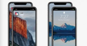 Cara Menghilangkan Notch iPhone X dengan Notch Remover