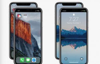 Cara Menghilangkan Notch iPhone X dengan Notch Remover