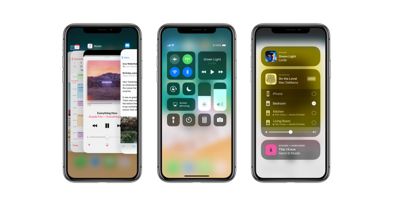 iOS 11.2 Beta 3 Tambah Indikator Control Center dan Update Button Wi-Fi dan Bluetooth