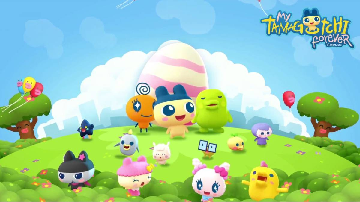 Tamagotchi for iOS Segera Dirilis ke iPhone dan iPad