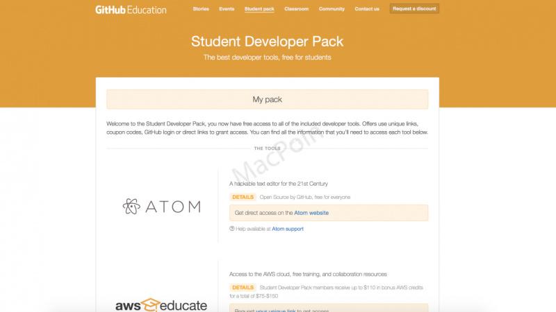 Cara Daftar GitHub Student Pack Gratis Untuk Pelajar