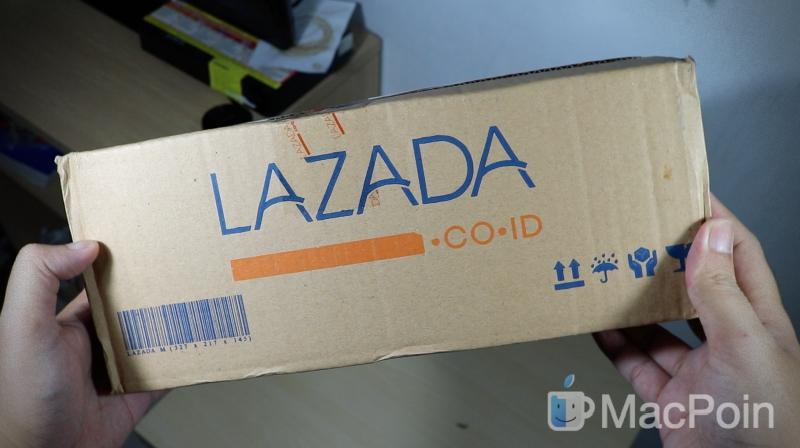 Pengalaman Belanja di Apple Store Lazada