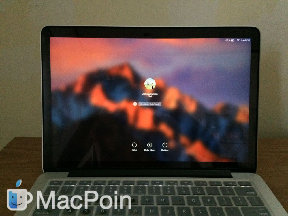 Cara Mengaktifkan Guest User di Mac dan MacBook