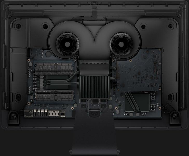 Memori RAM iMac Pro Bisa Diupgrade atau Ditambah
