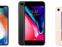 Kini Pengguna iPhone X Lebih Banyak Dari iPhone 8 dan iPhone 8 Plus