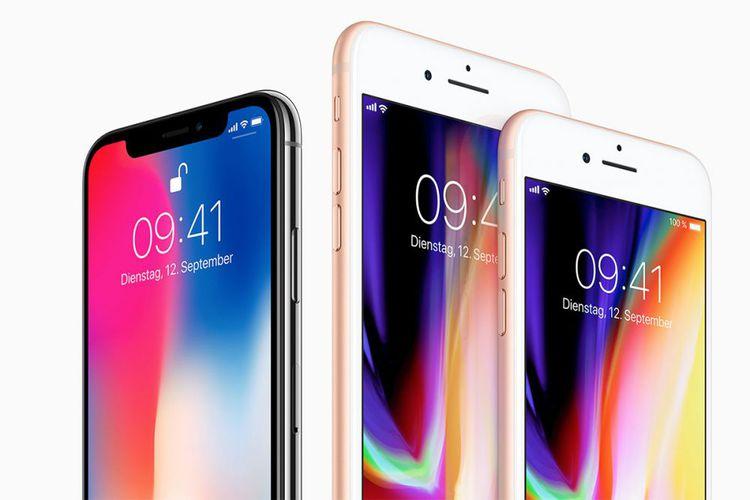 Selamat Datang! iPhone X dan iPhone 8 Resmi Dirilis ke Indonesia