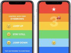 Game iPhone X Bisa Dimainkan Pakai Gerakan Wajah dan Alis