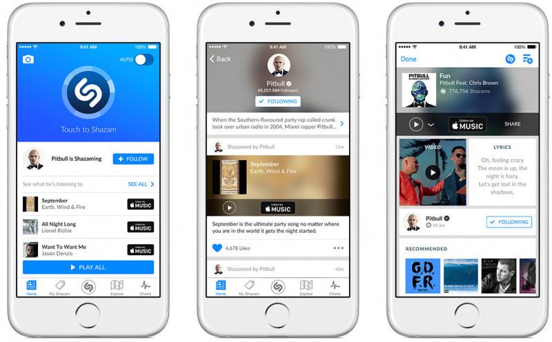 Apple Akan Akuisisi Shazam Dengan Nilai Hingga $400 Juta