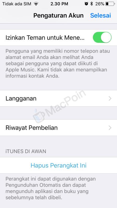 Cara Berhenti Berlangganan di App Store iPhone dan iPad