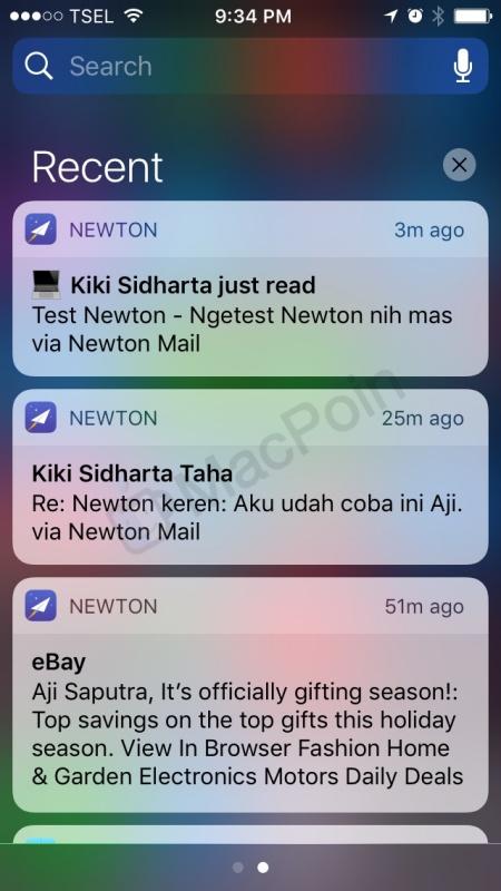 Cara Mengetahui Email Sudah Dibaca di Newton Mail