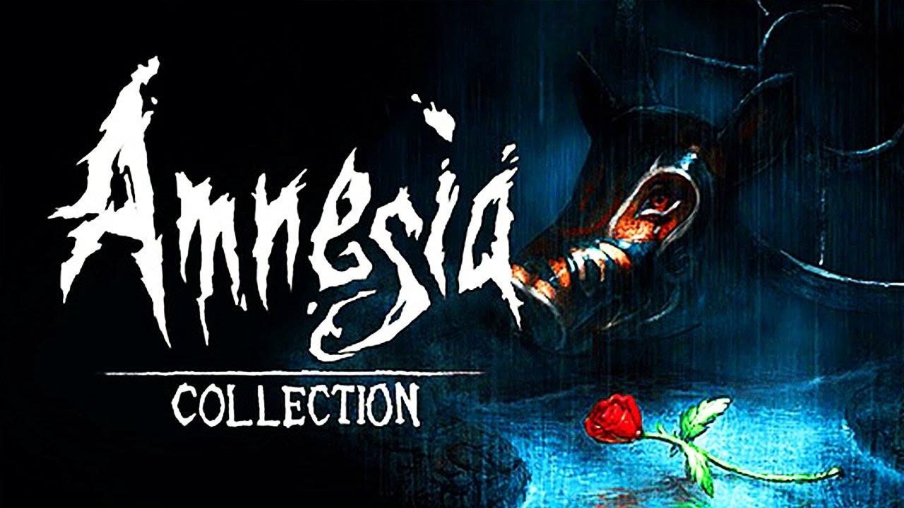 Download Gratis Amnesia Collection Seharga $35 Berbatas Waktu!