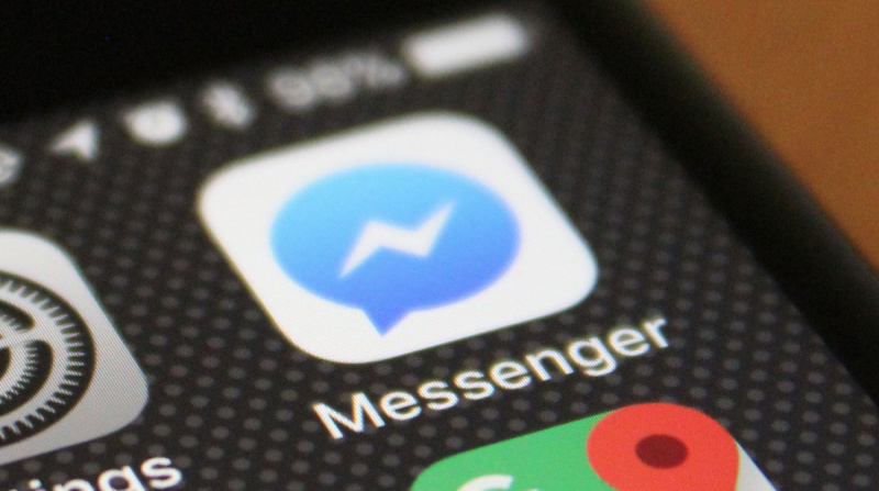 Facebook Messenger for iOS Akhirnya Bisa Share Screen
