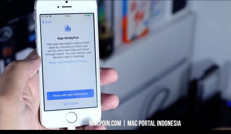 Cara Upgrade / Downgrade iOS dengan IPSW