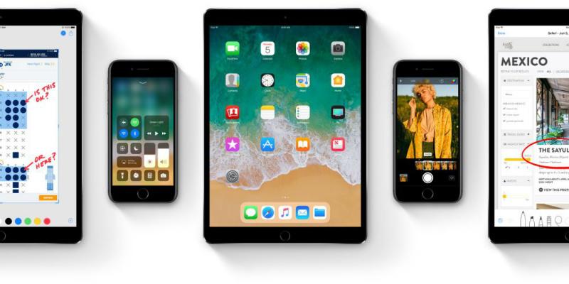 Adopsi iOS 11 Lebih Besar Dari Gabungan Tiga Versi Android Terbaru