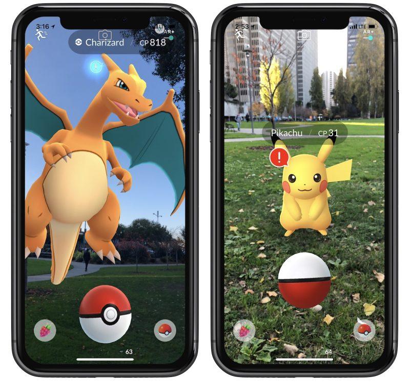 Pokemon GO Tidak Akan Bisa Lagi Dipakai di iPhone dan iPad Lawas