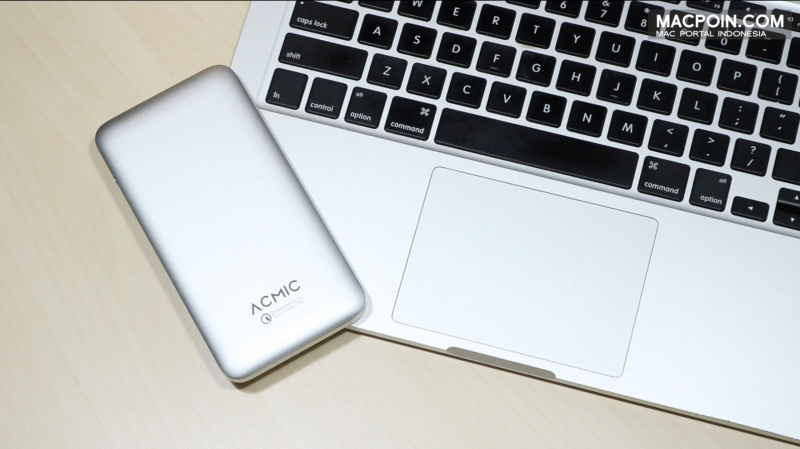 Rekomendasi Power Bank untuk iPhone: ACMIC A10 Pro